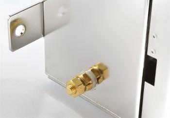 Weidmüller Interface Stahlblechgehäuse NexT74/55/20 4gp 7035