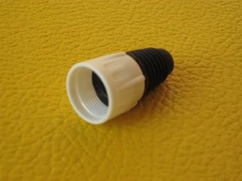 (Grundpreis 0,79€/Stk.) 10 Stück Neutrik BSX -10 Farbkappe Tülle schwarz für X-Serie