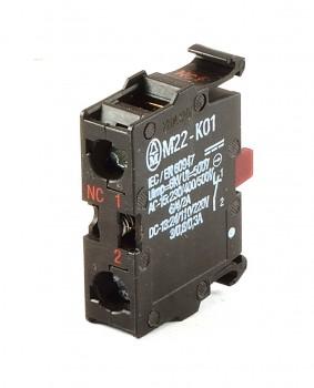 Eaton M22-K01 Öffner Kontakt front 216378