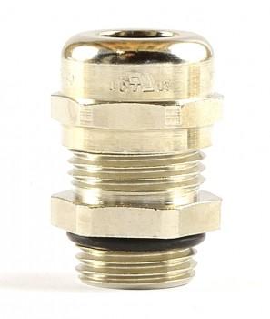 Kabelverschraubung EMV Messing M20 Lapp SKINTOP® MS-SC-M 20x1,5