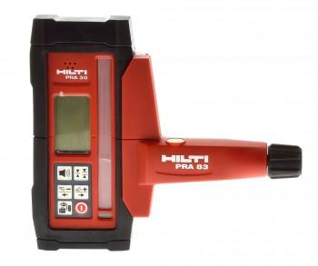 Hilti PR 30-HVS Rotationslaser Set , Vorführgerät, neu