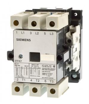 Siemens 3TF47 22-0AM0 Schütz 30Kw Spule 220VAC