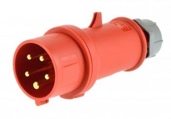 Mennekes 13A CEE Stecker 16A Pro Top mit Schraubanschluß