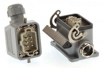 Weidmüller Steckverbindung 6 polig TSLU PG16 SLU16 SS Kunststoffverschraubung