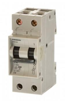 Siemens 5SX2520-7 C20 Sicherungsautomat T55 230V, 6KA, 1+N