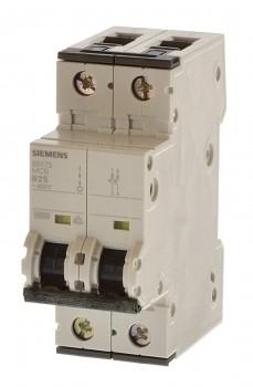Siemens 5SY7232-7 Sicherungsautomat C32 2p 15KA