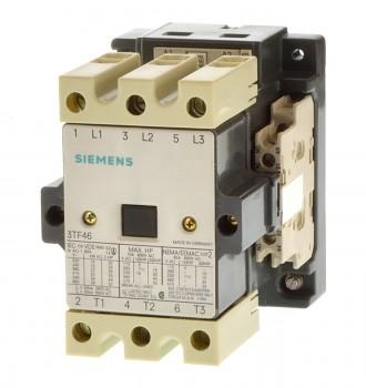 Siemens 3TF46 22-0AB0 Schütz 22KW Spule 24VAC 2Ö+2S