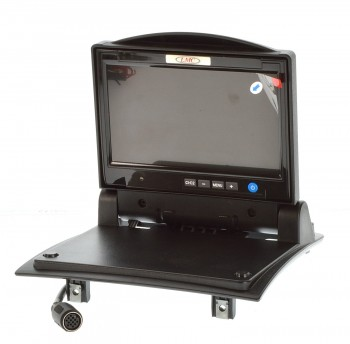 Waeco M7LS / LCM702 7 Zoll Farbmonitor / Monitor mit Konsole für LMC