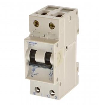 Siemens 5SX5206-7 Sicherungsautomat C6 4,5KA AC/DC