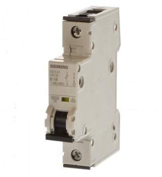 Siemens 5SY4116-7 Sicherungsautomat C16 10KA