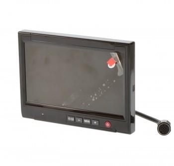 Rosho Lcm702 7 Zoll LCD Farbmonitor Monitor , 4 pol.