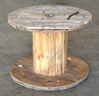 Kabeltrommel Holztrommel Leertrommel leer ca 80x60cm Nr.3