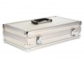 GSA Alukoffer 44x23x11 cm Flightcase Koffer