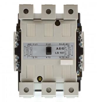 AEG LS107 .22 Schütz AC3- 55KW Spule 230VAC 910-337-141-000 gebraucht