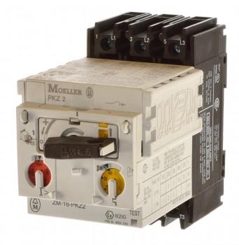 Moeller PKZ2 ZM-2.4 Motorschutz Leistungsschalter 1,6-2,4A