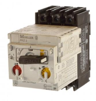 Moeller PKZ2 ZM-1,6 Motorschutz Leistungsschalter 1-1,6A ohne ovp.