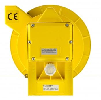 B+E Techniek 0951-TE 4 polig Federtrommel 600V 30A Kabelaufroller