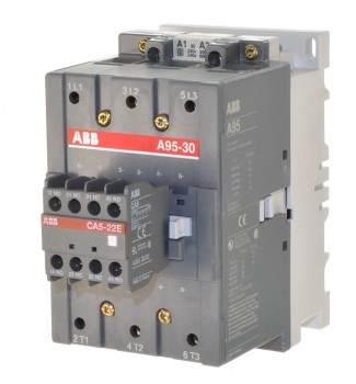 ABB A95-30-22 Schütz 45KW Spule 230VAC 1SFL431001R4222