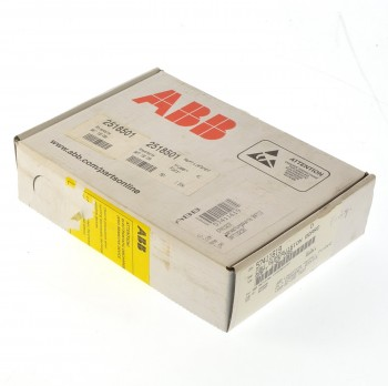 ABB SAFT 132 CBS Supervision Board 57411619 new, sealed