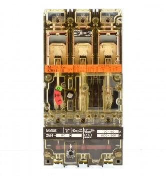 Moeller NZMH6-160 /ZM6-160 +VHI002 Leistungsschalter