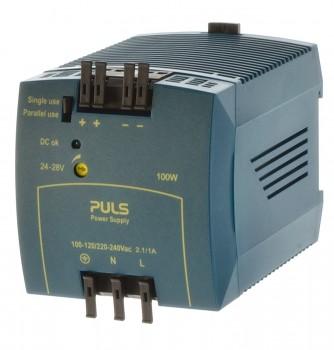 Puls ML100.100 DC Stromversorgung In AC 100-240V / Out DC 24-28V  DC
