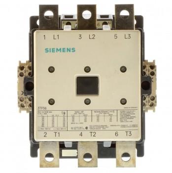 Siemens 3TF56 44-0AM0 Schütz 200KW Spule 220/264V A
