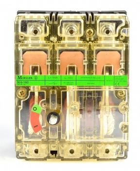 Moeller N6-160V Lasttrennschalter 160A ohne Ovp.