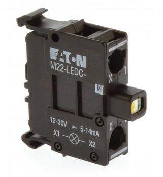 Eaton M22-LEDC-W Led Element 12-30V weiß MSAA216560