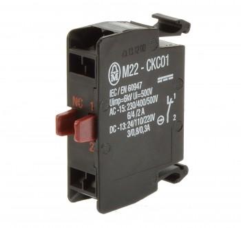 Moeller M22-CKC01 Öffner Kontakt Boden