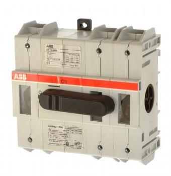ABB OT160M3 Lastschalter 200A 1SCA022317R3260 gebraucht