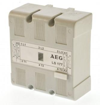 AEG Lichtbogenkammer für LS177