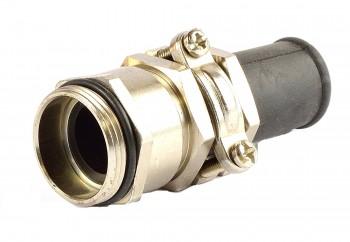 Kabelverschraubung Messing M20 Lapp SKINDICHT® SR-M20x1,5 / 5,5-7mm