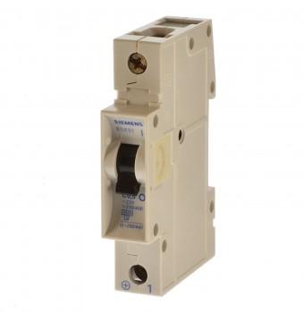 Siemens 5SX5104-7 Sicherungsautomat C4 allstrom