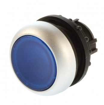 Eaton M22-DL-B Leuchtdrucktaste flach, blau 216931
