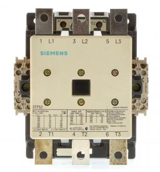 Siemens 3TF52 44-0AM0 Schütz 90KW Spule 220VAC