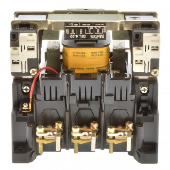 Moeller DIL 4-22 Schütz 75KW /AC3 Spule 230VAC DIL4-22