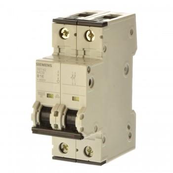 Siemens 5SY4216-6 Sicherungsautomat B16 2 polig 10KA