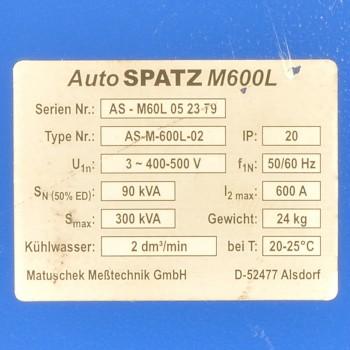 Auto Spatz M600L AS-M-600L-02 Inverterstromquelle