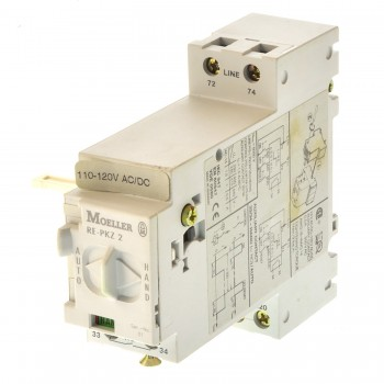 Moeller RE-PKZ2 Systembaustein f. Remote Antrieb 110-120VAC/DC