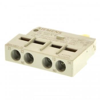 Siemens 3RV1901-1E Hilfsschalter 1S+1Ö
