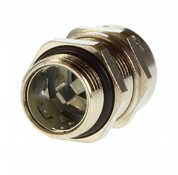 Kabelverschraubung EMV Messing M16 Lapp SKINTOP® MS-SC-M16x1,5 53112620