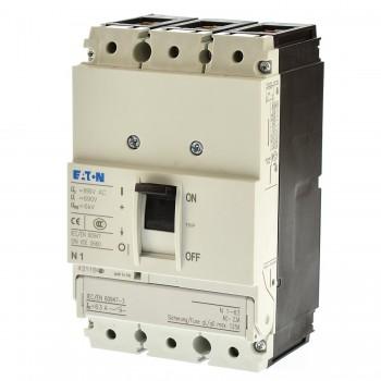 Eaton N1-160 Lasttrenner 3p 63A 259143