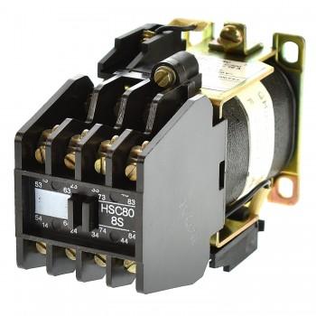 BBC HSC80 Hilfsschütz Spule 220VDC GHH1326806V0