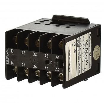 Moeller DIL04L-40 Schütz 4KW 220VAC