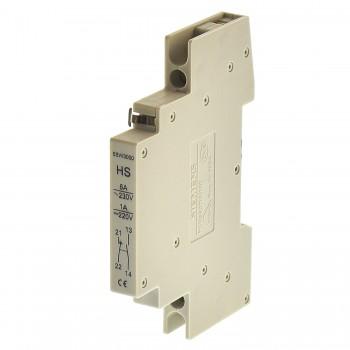 Siemens 5SW3000 Hilfsschalter 1S+1Ö für Fi Schalter 5SM1