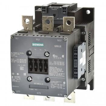 Siemens 3RT1065-2AP36 Schütz 132KW Spule 230V grau