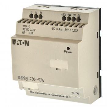 Eaton Easy430-POW Schaltnetzgerät 24VDC 1,25A 110940