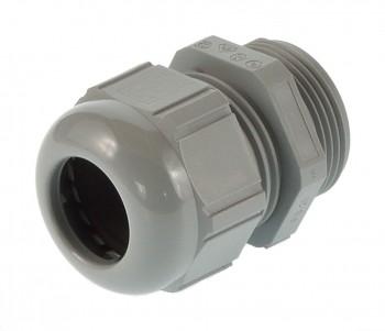 Kabelverschraubung M25 Lapp SKINTOP® ST-M25x1,5 silbergrau 7001