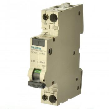 Siemens 5SV1316-6KK10 FI/LS Schalter B10 30mA 2p