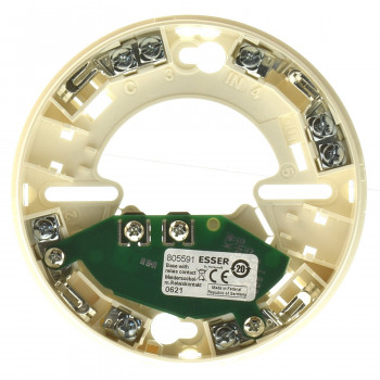 Esser 805591 Meldersockel mit Relaiskontakt IQQuad